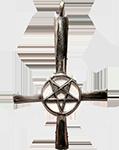 cruz-invertida