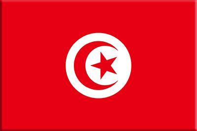 Banderas del mundo rojas con estrellas
