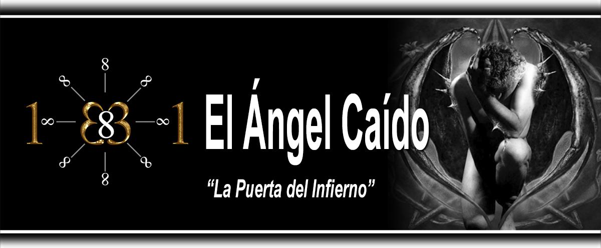El Ángel Caído – La Puerta del Infierno
