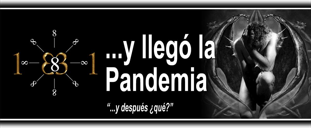 … y llegó la pandemia